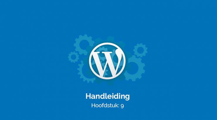 Wordpress handleiding om een nieuwe gebruiker toe te voegen aan Wordpress.